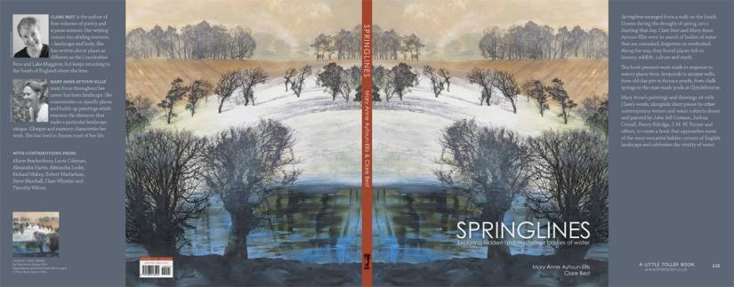 Dust Jacket - Springlines