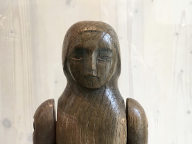Doll made by Eric Gill for his daughter Petra
