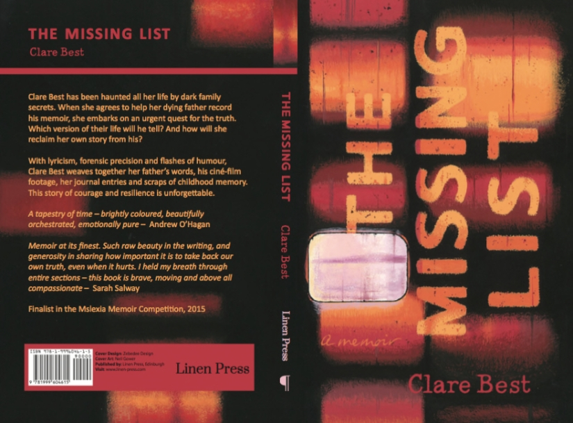 The Missing List by Clare Best